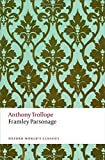 Framley Parsonage The Chronicles of Barsetshire (Oxford World's Classics)