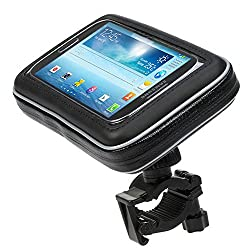 Vheelocityin Waterproof Bike / Motorcycle Mobile Holder For Tvs Apache Rtr 20...