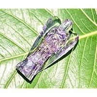 Orgonite Pyramid - Rose +Amethyst +Clear Quartz + Rudraksha 3-3.5 Inch Chakra & Reiki Healing Aura Cleansing Crystal. preisvergleich bei billige-tabletten.eu