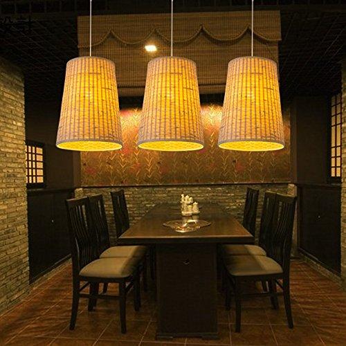 Creative luce giapponese idilliaco ha vinto un ristorante giapponese grill lampade a Sospensione,Diametro40cmAltezza50cm