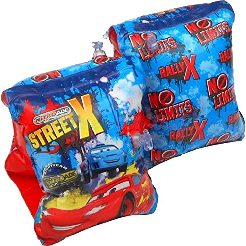 Children's Disney Cars StreetX Inflatable Swimming Armbands