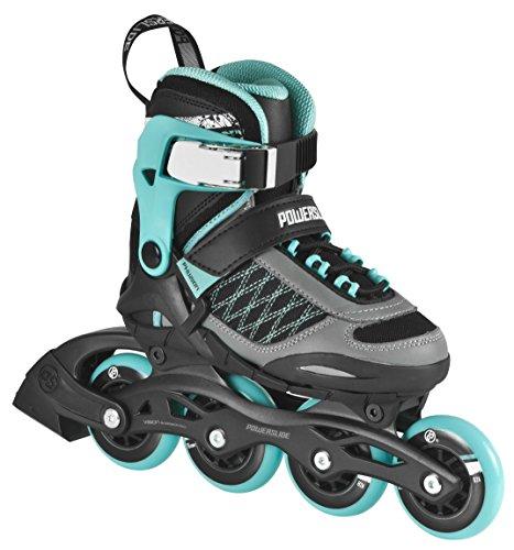 Powerslide Kinder Inline-Skate Phu 3 Girls II, Türkis, 29-32, 940167/29-32