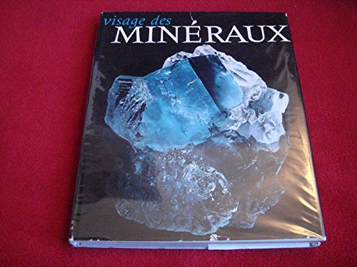 Visage des pierres pécieuses minéraux - cristaux par Metz Rudolf