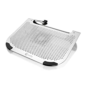 Macally ezbookpad support de ventilation en aluminium pour - Table de ventilation pour pc portable ...