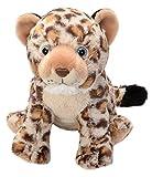Wild Republic Plüsch Leopard, Cuddlekins Kuscheltier, Plüschtier, 30cm