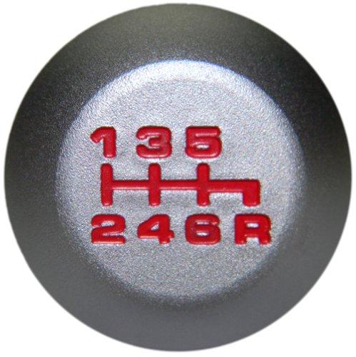 2001-2010 01-10 Honda Civic Type-r Shift Knob Gunmetal 6 Speed Rsx K20 Rsx Si Prelude Ex Dx Em2 Ek Fg Jdm