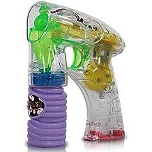 Krüger & Gregoriades 544930 - Pistola de burbujas con Luz LED