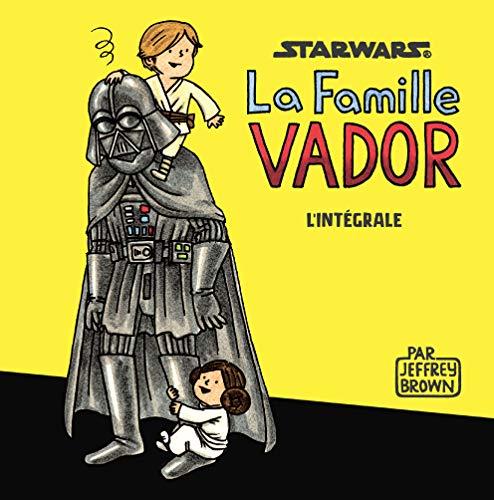 Intégrale Famille Vador par Jeffrey Brown