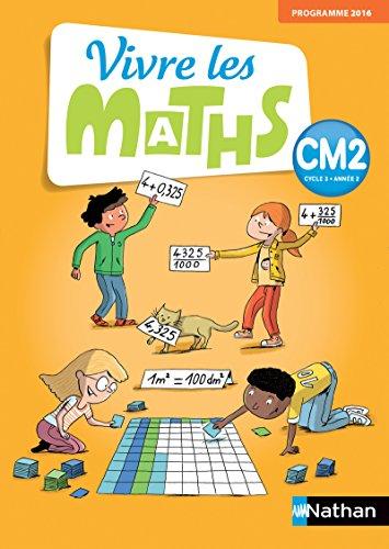 Vivre les maths CM2 par Jacqueline Jardy