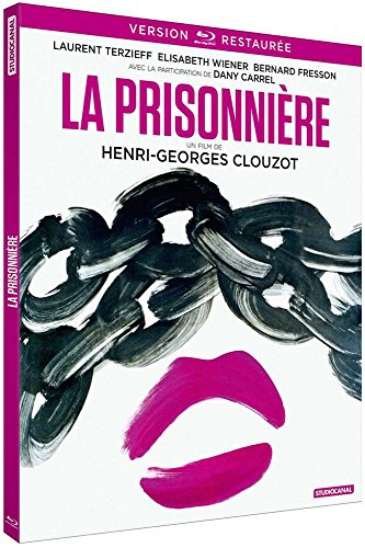Bild von La Prisonnière Blu ray