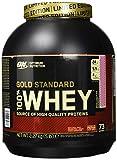 Optimum Nutrition 100% Gold Standard White Chocolate Raspberry, 2270 g medium image