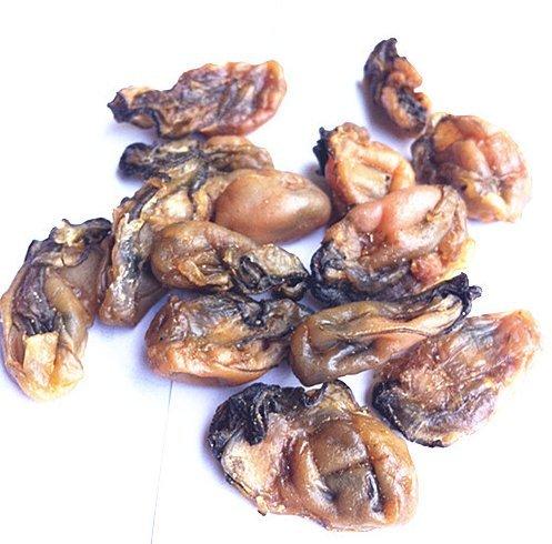 Getrocknete Meeresfrüchte Austernfleisch 700 Gramm aus Südchinesische Meer Nanhai