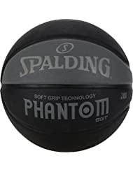 Spalding NBA Phantom Street SZ.7 (83-954Z) Basketballs, Jeunesse Unisexe, Noir/Anthra, 7