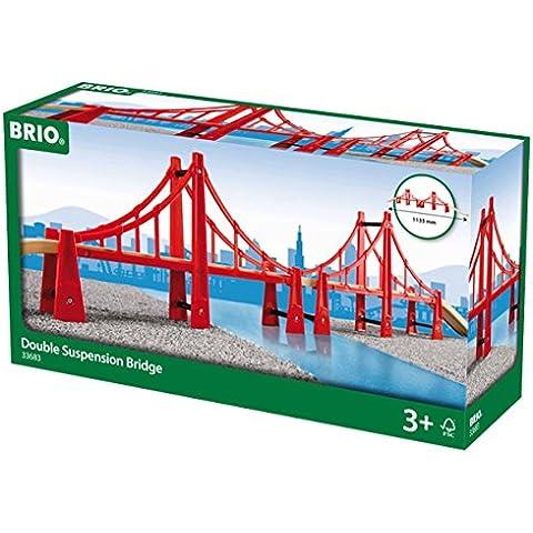 Brio - Puente colgante doble (33683)