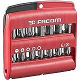 Facom E.120PB Boîte à 28 embouts et un porte embout E120PB
