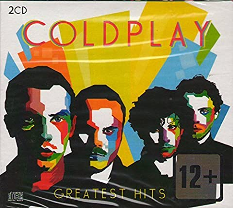 COLDPLAY - GREATEST HITS 2CD BEST SONGS 34 SONGS by COLDPLAY