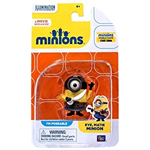 Thinkway Despicable Me Minions Movie Eye, Matie Minion 2 (20220) by 5