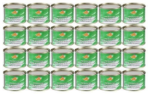 Rio Bravo - italienisches Tomatenmark zweifach konzentriert - 24x70g