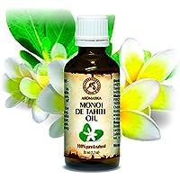 Monoi de Tahiti Öl Kaltgepresst 50ml - Cocos Nucifera - Frankreich - 100% Reine & Natürliche - Monoi Öl mit Duft... preisvergleich bei billige-tabletten.eu