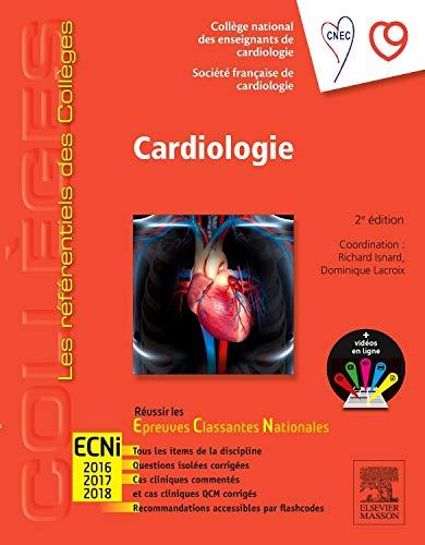 Cardiologie: Réussir les ECNi par Collège National des enseignants de cardiologie