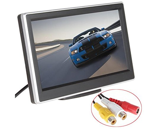 BW 5 Inch HD TFT LCD Car Monitor...
