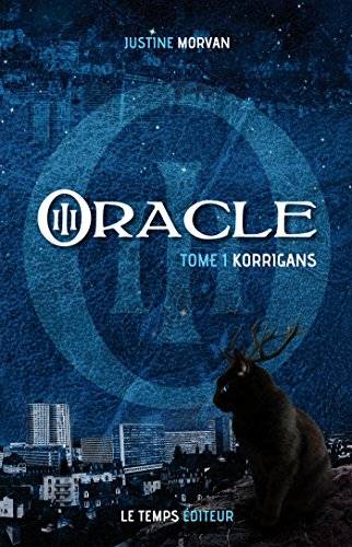 oracle-korrigans-tome-1-cybercelt-french-edition