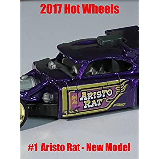 2017 Hot Wheels #1 Aristo Rat - New Model