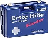 Leina-Werke Erste-Hilfe-Koffer Kinder/REF 21102 B310xH210xT130 mm blau Kinder