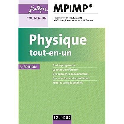 Physique tout-en-un MP-MP* - 3ed