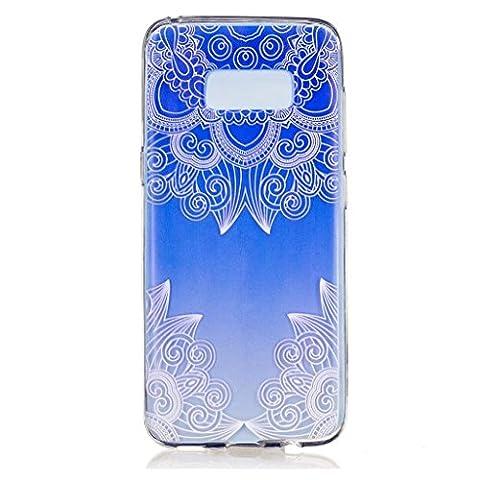 Embrasse Anneaux Pompon - MUTOUREN TPU coque pour Samsung Galaxy S8silicone
