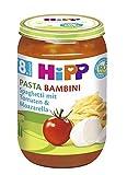 Hipp Pasta Bambini - Spaghetti mit Tomaten und Mozzarella