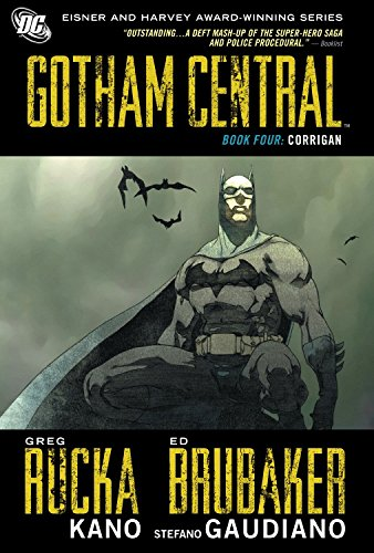 Gotham Central Book 4 Cover Image