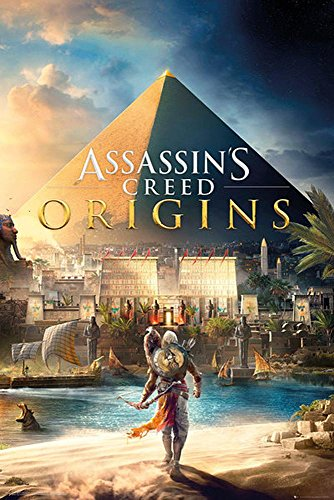 Assassin's Creed Poster Origins Cover (61cm x 91,5cm)