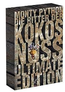 Monty Python - Die Ritter der Kokosnuss (+ Audio-CD) [3 DVDs]