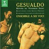 Gesualdo - Repons du Vendredi Saint