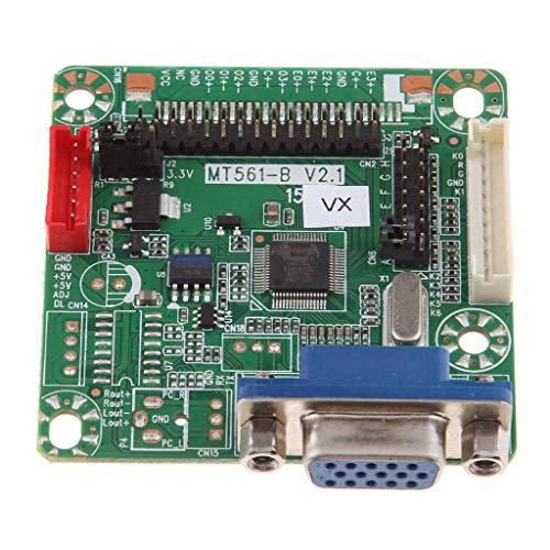 42 Wide Lcd (B Blesiya MT561-B LCD Monitor Treiber Controller Board für 10 Zoll bis 42 Zoll 5V Universal Wide LVDS LCD Monitor)
