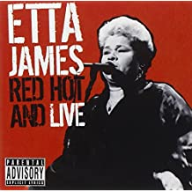 Etta-Red Hot N Live