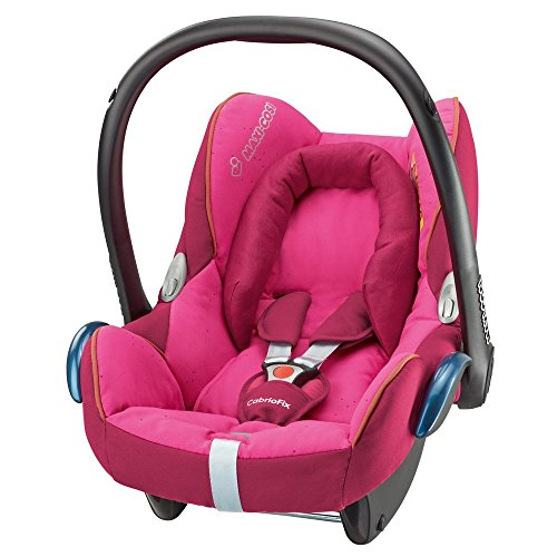 Maxi Cosi Pebble 2015, 0-13 kg, Dessin: Berry Pink