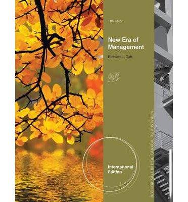 [(New Era Management )] [Author: Richard L. Daft] [May-2013]
