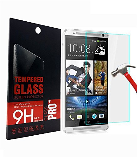 51oZsMXpCqL BEST BUY #1HTC One Max Screen Protector, SOUNDMAE 9H 0.3mm 2.5D Edge Explosion Proof HD Clear Tempered Glass Screen Protector For HTC One Max 8088 809D 8060 T6 price Reviews uk