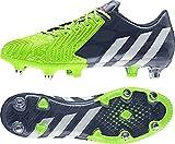 Adidas - Predator Instinct SG - M20158 - El Color Blanco-Verde-Azul - Talla: 40.6