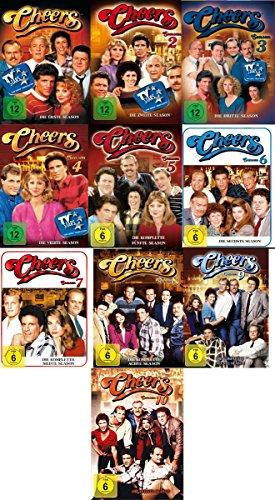 Seasons 1-10 (39 DVDs)