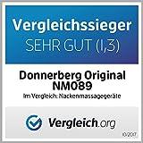 Donnerberg NM089 – Nacken und Schulter Shiatsu Massagegerät mit Infrarotwärmefunktion - 8