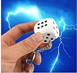 #4: Electric Shock Toy Novelty Items keychain Prank Toy Dice Joke Gift Trick Goods April Fools' Day Gifts Shock Your Friends