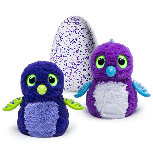 HATCHIMALS - Huevo Morado