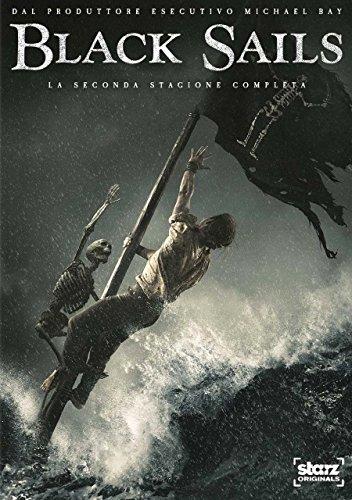 Black Sails - Stagione 2 (4 DVD)