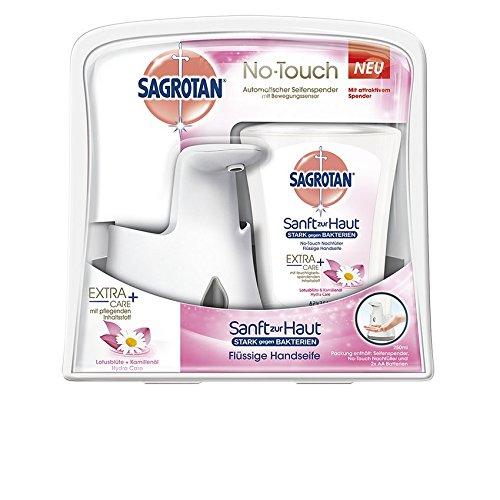 sagrotan-no-touch-automatischer-seifenspender-weiss-inkl-nachfuller-lotusblute-kamillenol-1er-pack-1