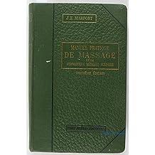 Manuel pratique de massage et de gymnastique médicale suédoise