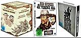 BUD SPENCER & TERENCE HILL 30 Kultfilme Collection WESTERN und ABENTEUER DVD Box Edition * über 50 Stunden Action - Spass