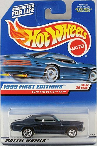 1999 - 1970 Chevelle SS Hot Wheels Collectible - First Editions Series - 915 by Hot Wheels